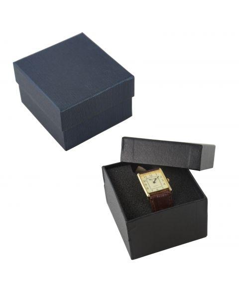 15 x Cardboard Watch / Bracelet Box with H Cut Foam Insert from 60p each!
