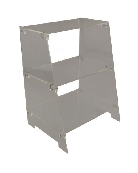 Acrylic 3 Tier Display Stand - (BD1126)