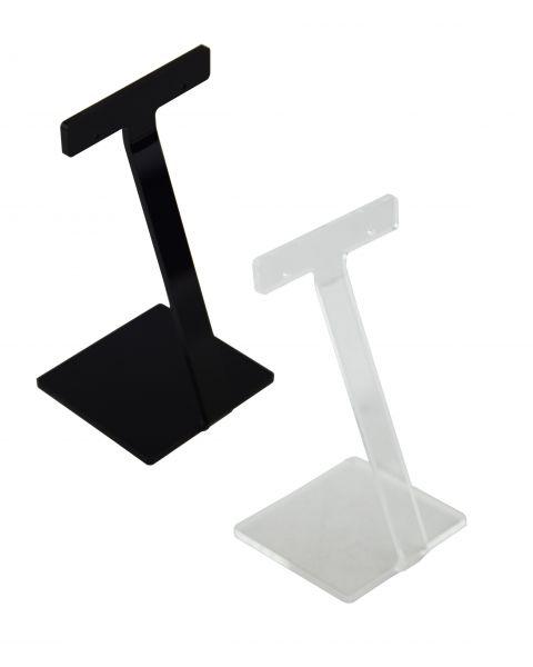Acrylic 'T' Drop / Stud Earring Display Stand