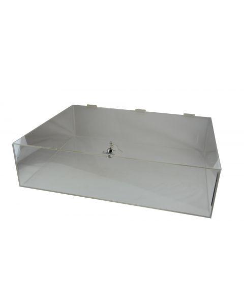Acrylic Countertop Showcase Lockable Cabinet - (BD1463)