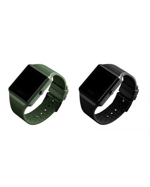 SKMEI Digital Smart Bluetooth Pedometer Heart Rate Sleep Monitoring Watch