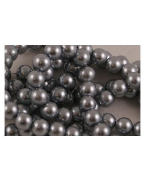 Glass Pearl Beads - 14mm-20mm - Colour Choice