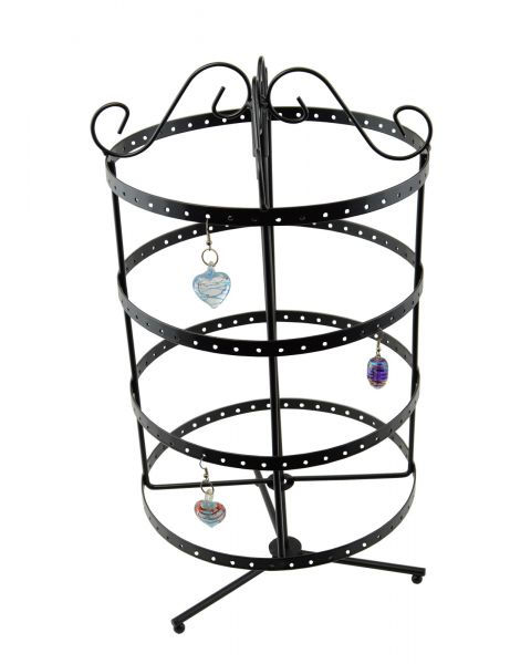 Metal Rotating Earring Stand for 96 pairs (BD261296)