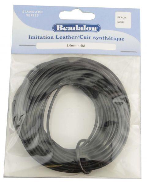 Beadalon Imitation Leather 5m