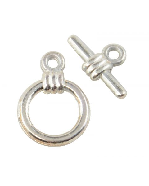 4 Pack Small Plain Toggle (59004-228)