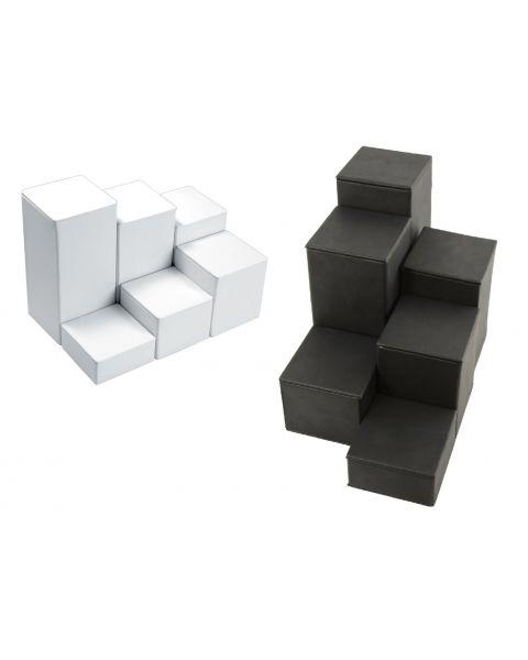 Six Piece Square Riser Set (BD512L) - Colour Choice