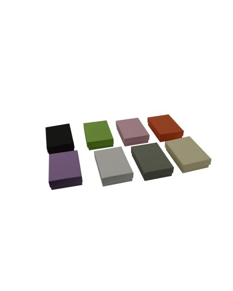 Vibrant Series Pendant/Drop Earring Box - from 64p each - (ET-6)