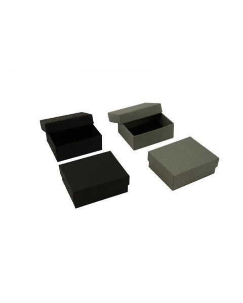 Vibrant Series Cufflink Box -  from 89p each (ET-76)
