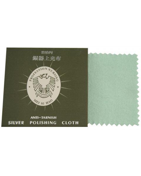 anti tarnish Silver Jewellery Polishing Cloth
