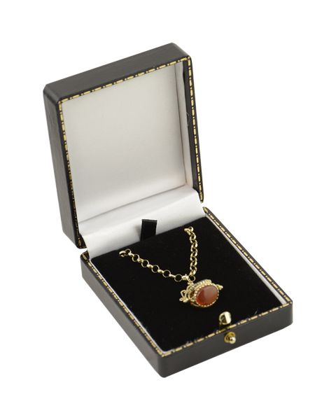 Antique Style Pendant Box from £2.95 each (AQ-2)
