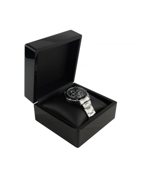 Ebony Wooden Watch/Bangle/Bracelet Pillow Box (WB-55) from £14.50 each