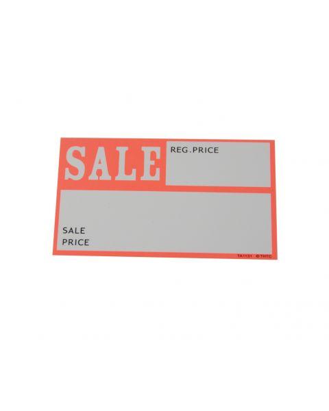 Price/Sign card - (BD1131)