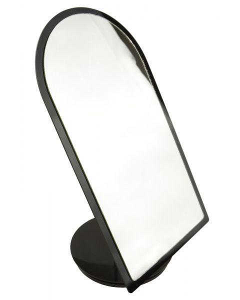 Black Frame Countertop Rotatable Mirror - BD18041