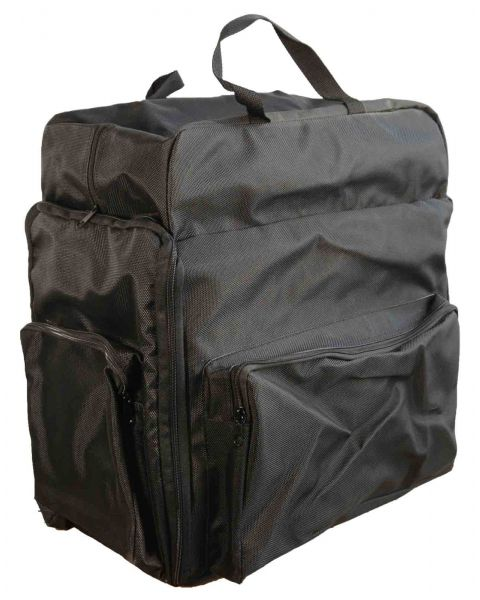 Deluxe Soft Carrying Backpack Case - No Trays - BD91-R