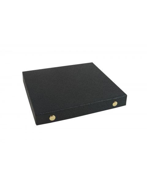 Half Size Display Tray Case snap close lid - BD84-1J