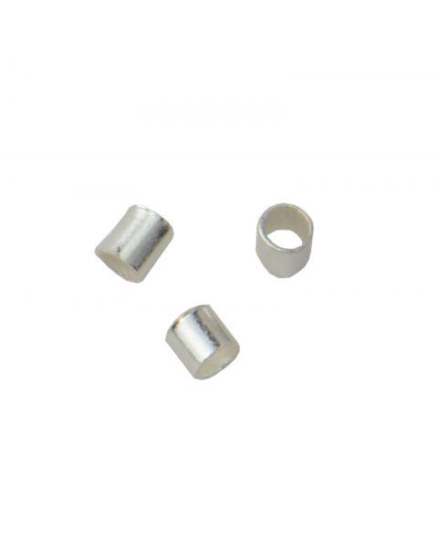 Bulk Deal - 10,000 Silver Crimp Beads 1.5mm (171842-27)