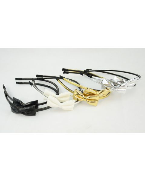 Pack of 12 Hair Bands with Bow