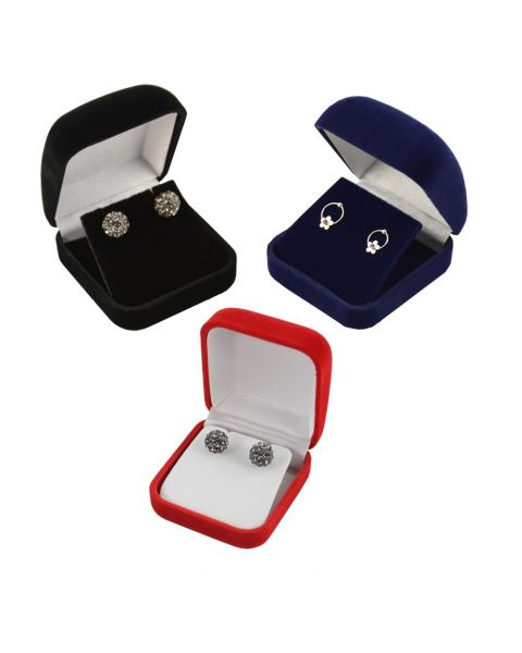 Velvet Earring Box from 69p each