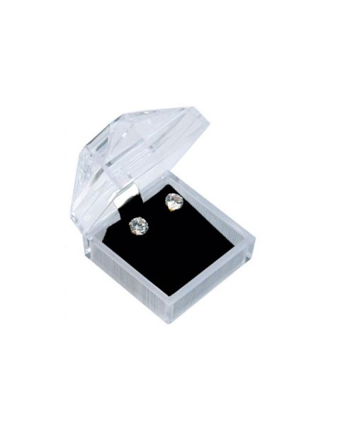 Crystal look Earring Box from £0.85 each