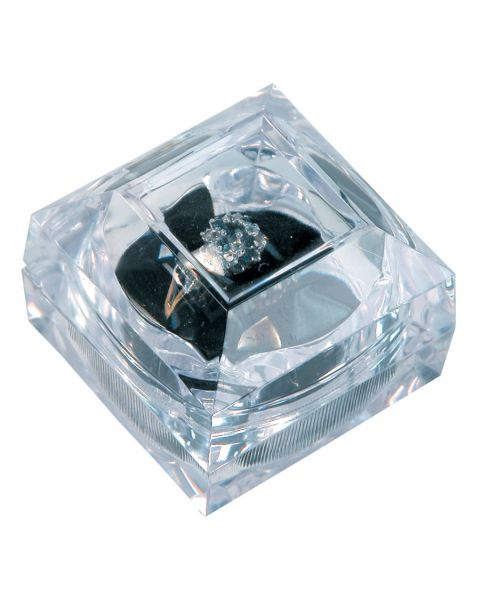 Crystal look Ring Box from £0.43 each