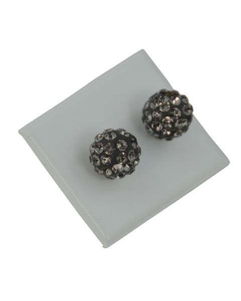 100 x Clear Top Earring Pad - Pad Only