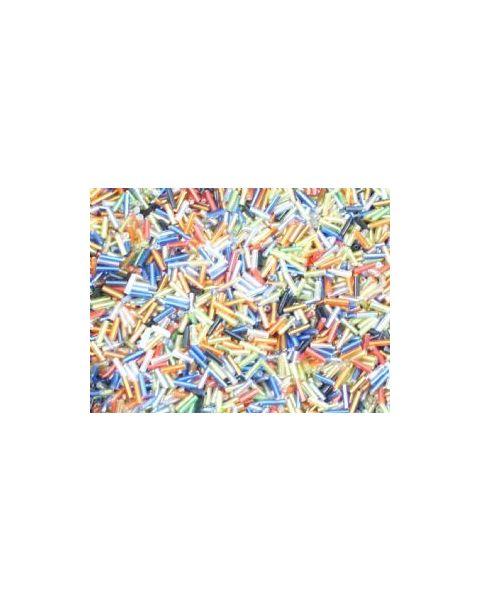 Glass Tube Seed Beads - 450g packs (5-52)