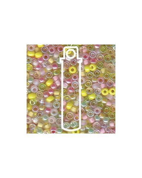 Miyuki 11/0 Seed Bead Mix Lemonade - 24g Tube