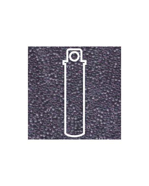 Miyuki 11/0 Seed Bead Transparent Lavender - 24g Tube