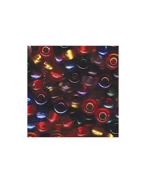 Miyuki 6/0 Seed Bead Mixed Rainbow - 10g Pack (6-9Mix16)