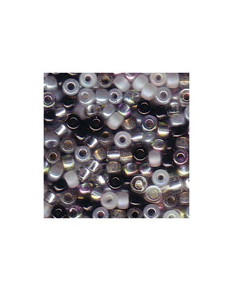 Miyuki 8/0 Seed Bead Mixed Pebblestone - 10g Pack (8-9Mix13)