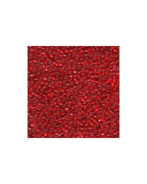 Miyuki Triangle S/L 10g  Red (TR10-1808)