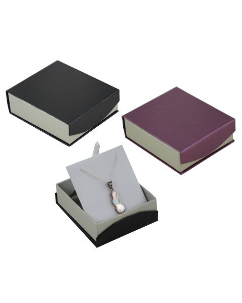 Magnetic Pendant / Drop Earring Box from £1.15 each
