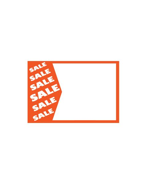 Price Sign/Card - 'Sale' - pack of 50 - BD1142