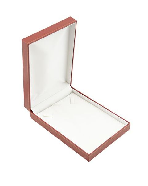 **SPECIAL OFFER** 20 x Red Classic Leatherette Necklace Boxes £30