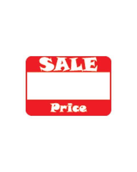 Self Adhesive Labels - 'Sale Price' Print - Pack of 504
