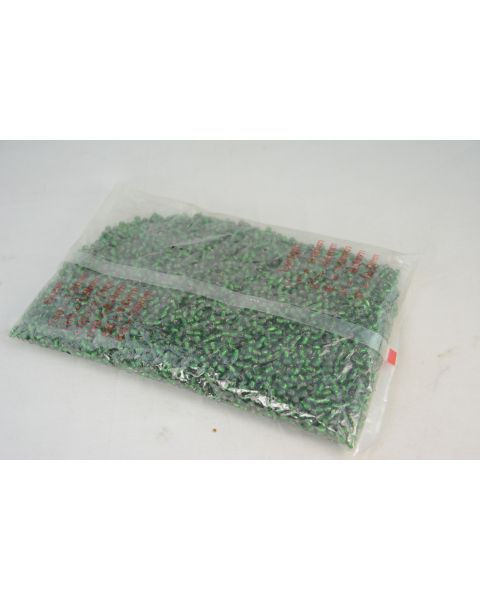450g Bag of Silver Lined Beads - 8/0 3mm