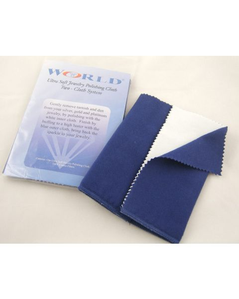 Small Jewellery Polishing Cloth (bd406)