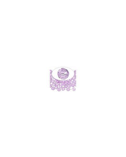 Swarovskiï¾® Crystal 6mm Faceted Round Violet (5000)