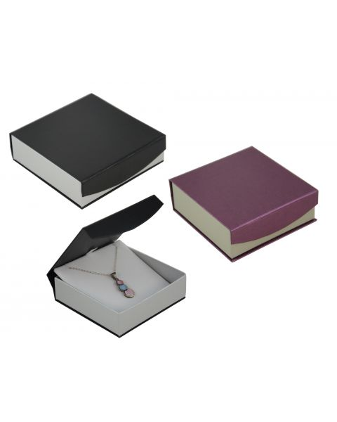 Magnetic Square Pendant / Universal Box from £1.45 each