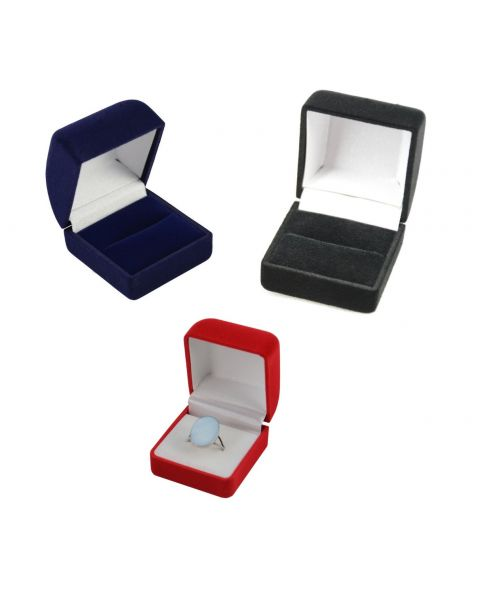 Velvet Ring Box from £0.69 each