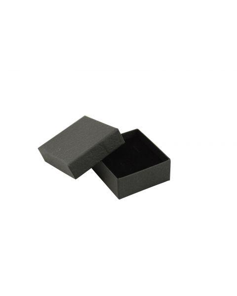 50 x Black Vibrant Series Earring Box - (ET-1) SPECIAL OFFER