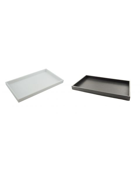 Standard Full Size Plastic Utility Tray - BD1-1 - Choice Of Size & Colour from £3.80