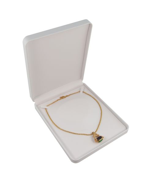 Milan Series Large Necklace Box (BDRCN10) -  from  £9.50 each