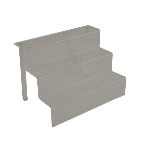 Acrylic Medium 3 Step Riser Display Stand (BD1250)