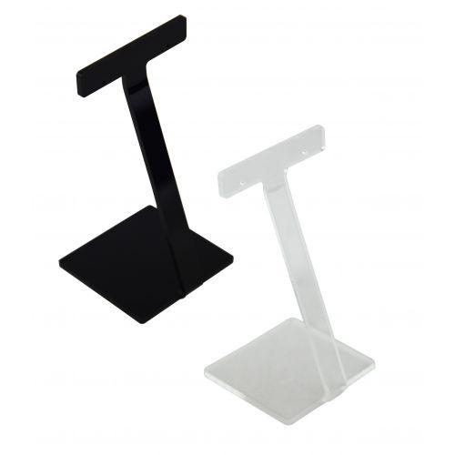 Acrylic 'T' Drop / Stud Earring Display Stand (BD-1418)