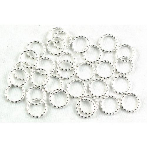 6mm Twisted Jump Ring (JR04SP)