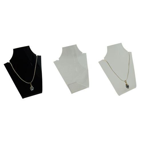 Acrylic 2 Notch Pendant/Necklace Stand (A50-61)