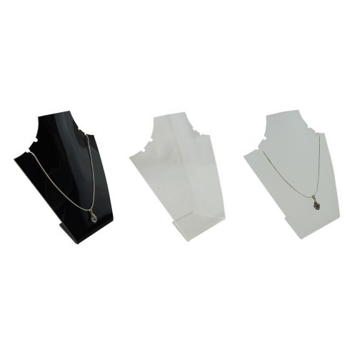 Acrylic 4 Notch Pendant/Necklace Display Stand (A50-62)