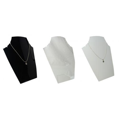 Acrylic Large 2 Notch Pendant/Necklace Stand (A50-65)
