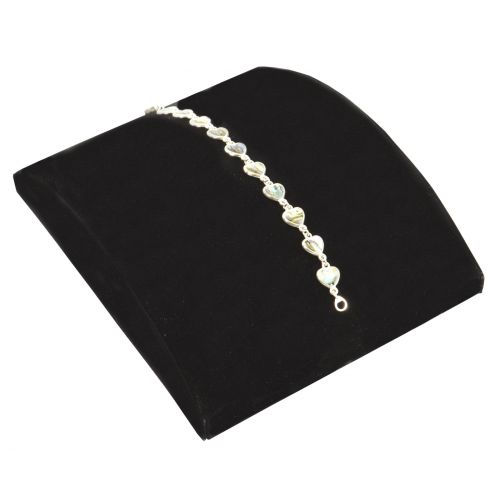 Flocked Velvet Bracelet Watch Ramp- BD231f